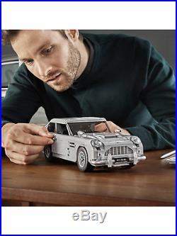 LEGO Creator James Bond Aston Martin DB5 (10262) Brand New, Boxed & Sealed