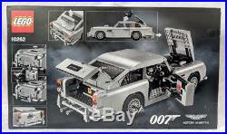 LEGO Creator James Bond Aston Martin DB5 10262 New Complete Sealed