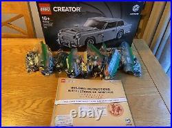 LEGO Creator James Bond Aston Martin DB5 Constriction Toys 10262