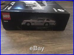 LEGO James Bond Aston Martin Car DB5 10262 Creator Expert, BRAND NEW