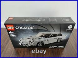 LEGO James Bond Aston Martin DB5 Model 10262, Brand new