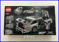 Lego 10262 Creator Expert Buildable Classic Toy Vehicle James Bond Aston Martin