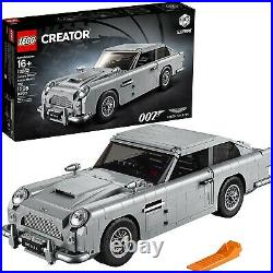 Lego 10262 Creator James Bond Aston Martin DB5 Brand New
