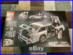 Lego 10262 Expert Creator James Bond Aston Martin DB5 1295 pcs New Sealed
