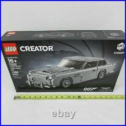 Lego Creater James Bond Aston Martin DB5 10262 New & Sealed