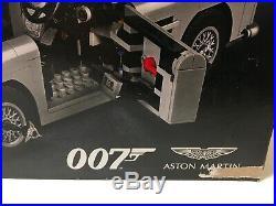 Lego Creator 10262 James Bond Aston Martin DB5 New Sealed