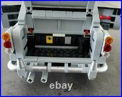 Lego Creator 10262 James Bond Aston Martin Db5 Expert With Instruction Booklet