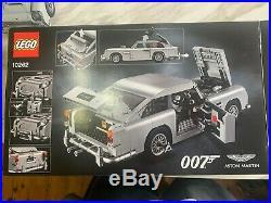 Lego Creator Expert James Bond Aston Martin DB5 Set