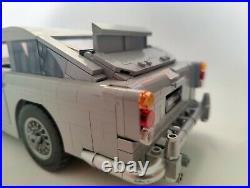 Lego Creator Expert James Bond Goldfinger Aston Martin DB5 Set No 10262
