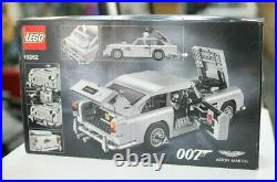 Lego Creator James Bond 007 Aston Martin DB5 (10262) NEW SEALED