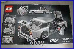 Lego Creator James Bond 007 Aston Martin DB5 (10262) NEW SEALED