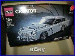 Lego Creator James Bond 007 Aston Martin DB5 16+ Jahre Nr. 10262 in OVP