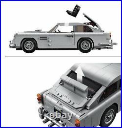 Lego Creator James Bond Aston Martin DB5 10262 007 Collector Retired NIB Gift