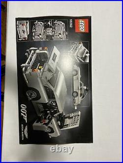 Lego Creator James Bond Aston Martin DB5 (10262), BRAND NEW, SEALED