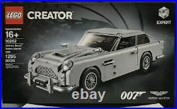 Lego Creator James Bond Aston Martin DB5 (10262) NEW SEALED