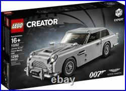 Lego Creator James Bond Aston Martin DB5 (10262) NO BOX
