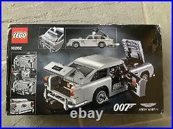 Lego Creator James Bond Aston Martin DB5 (10262) NewithSealed But Worn Box