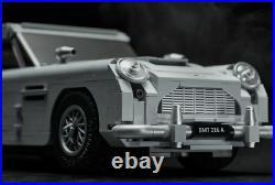 Lego Creator James Bond Aston Martin DB5 (10262) building Kit Brand NEW
