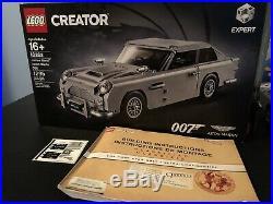 Lego Creator James Bond Aston Martin DB5 Set 10262