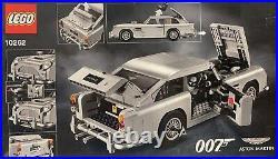 Lego Creator James Bond Aston Martin DB5 Set, 10262 1295 PCS (BR)
