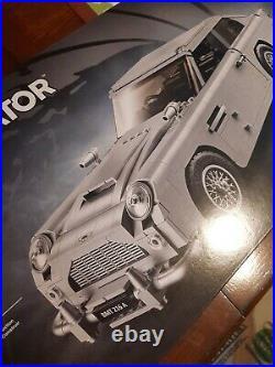 Lego Expert Creator Set 10262 James Bond Aston Martin DB5 007 Car NIB New