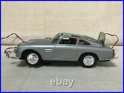 M101 James Bond Aston Martin DB5 Tinplate Spy Secret Agent Ejector car 007 Japan