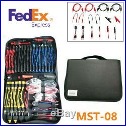 Multi Function Car Circuit Tester Lead Kit Testing Cable Lead Cable Repair Tool