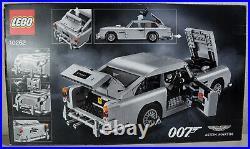 NEW LEGO Creator Expert JAMES BOND 007 ASTON MARTIN DB5 10262 1295 Pieces