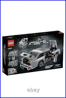 (NEW) LEGO Creator Expert James Bond Aston Martin DB5 FREESHIP