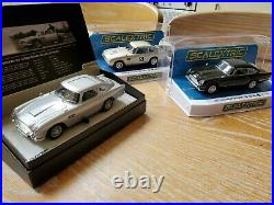 NEW Scalextric James Bond Goldfinger Limited Edition Aston Martin DB5 C3664A