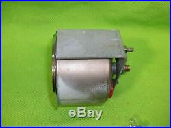 NOS Vintage Stewart Warner 160 MPH Speedometer 530Y Rat Rod Dash Panel Nice
