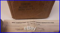 Nos 1966 Pontiac Vacuum Trunk Release. Convertible Or Coupe New In Box. Power