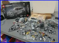 (OPEN BOX) LEGO Creator Expert James Bond Aston Martin DB5 10262 Building Kit