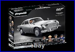 PLAYMOBIL James Bond Aston Martin DB5 Goldfinger Edition