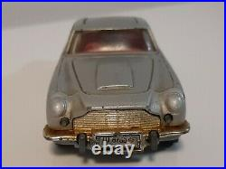 Rare 1968 James Bond Corgi 270 Die Cast Aston Martin DB5
