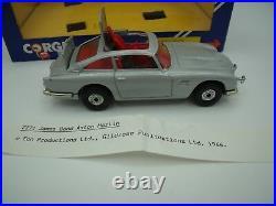 Rare James Bond 007 Goldfinger Aston Martin Db5 Corgi Toys C271/1 1/36 Top