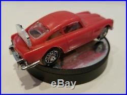 Rare James Bond 007 Set Car Ac Gilbert Aston Martin Db4 O Gauge 1/43 Slot Car