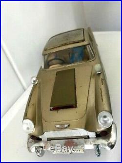Rare James Bond Gama Aston Martin Db5 Working Boxed 1960s #2