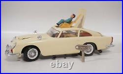 Rarität original GAMA 4900 James Bond Aston Martin DB5 mit Schleudersitz