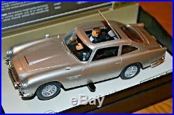 Scalextric 1/32 James Bond Aston Martin DB5 Goldfinger Limited Edition Slot Car