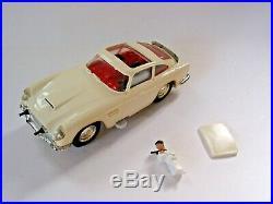 Scalextric C97 Aston Martin James Bond 007 1960's Rare Sought After Car