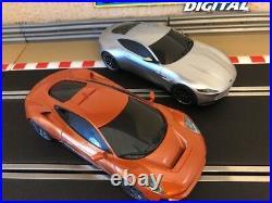 Scalextric Digital James Bond Spectre Jaguar C-X75 & Aston Martin DB10 Mint