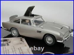 Scalextric Goldfinger James Bond 007 Aston Martin Db5 C3091a New Old Stock