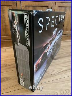 Scalextric James Bond Spectre 007 Aston Martin DB10 & Jaguar C-X75 Boxed WORKING