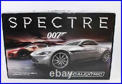 Scalextric Spectre James Bond Set In Excellent Condition Used Once Boxed