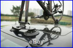(Standard) Bicycle Carrier Frame Rack Roof-Top Suction Quick Installation Sucker