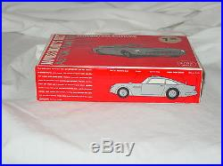Strombecker Aston Martin James Bond 007 Slot Car with Box MINT NEVER USED