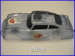 Strombecker James Bond's 007 Aston Martin Competition Kit 1/32 Scale Slot cars