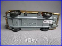 TA460 CORGI TOYS JAMES BOND ASTON MARTIN DB5 007 Ref 261 1/43 BEL ETAT D'ORIGINE