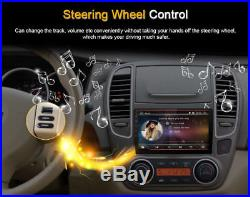 Ultra thin 102Din Quad-Core Car Stereo Radio GPS DVD LTE BT DAB Mirror Link OBD